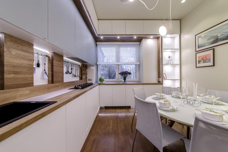Дизайн кухни фото 12 кв метров