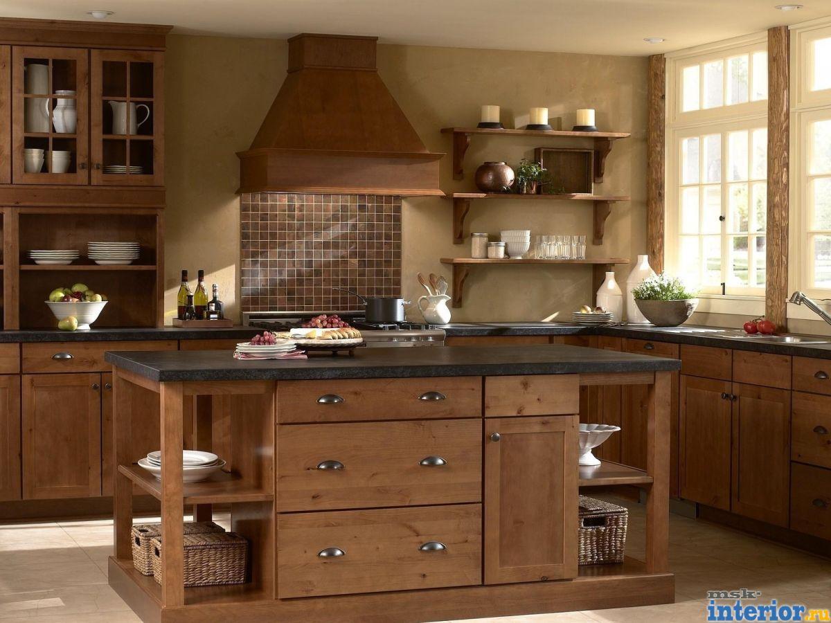 Обои на рабочий стол дизайн кухни