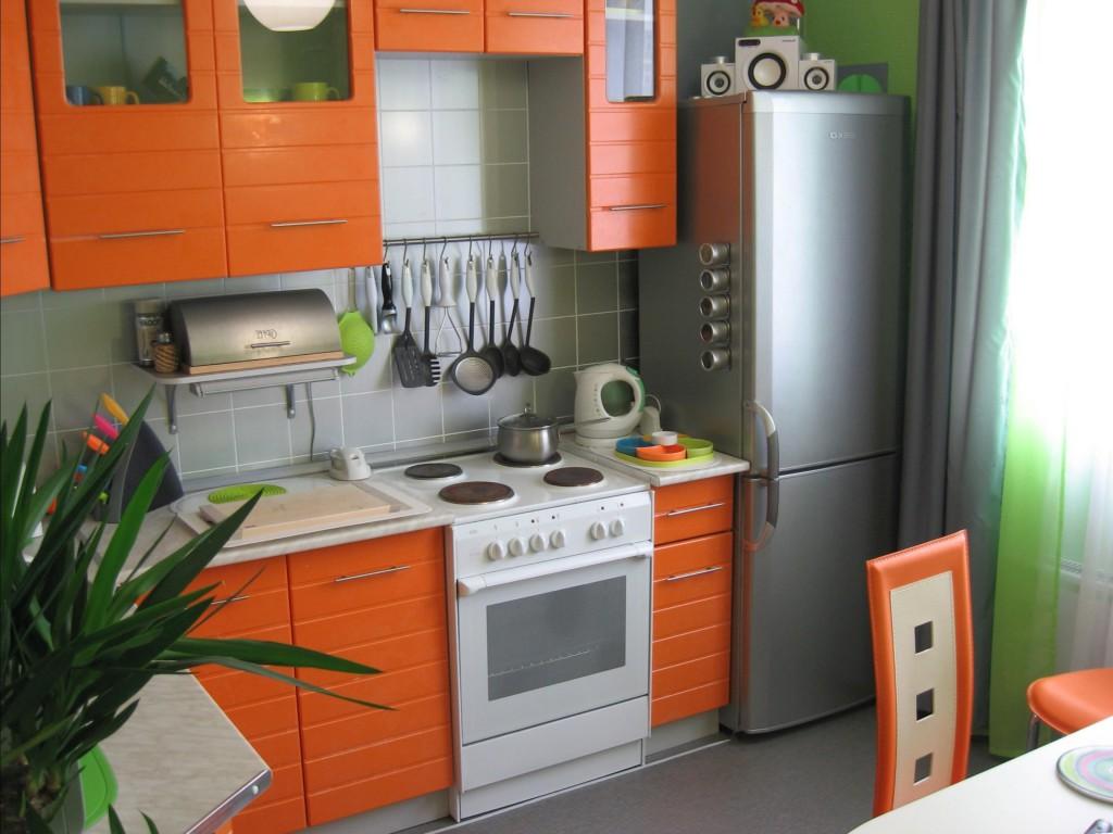 Дизайн кухни в квартире хрущевке