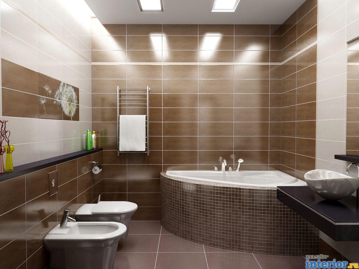 Ремонт в ванне варианты отделки