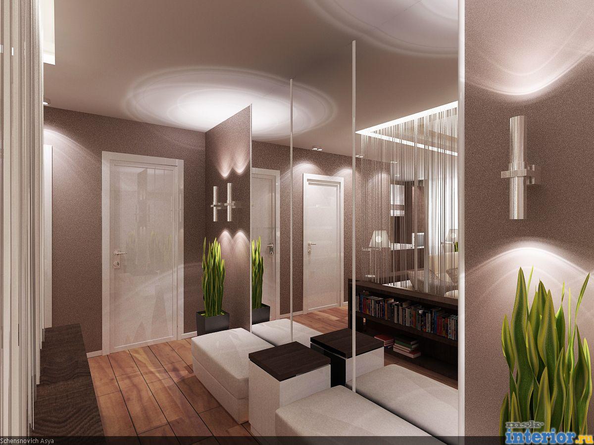 Красивые квартиры дизайн прихожих