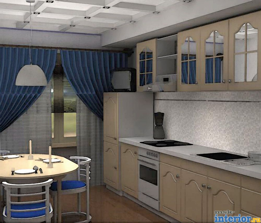 Фото дизайн кухни с