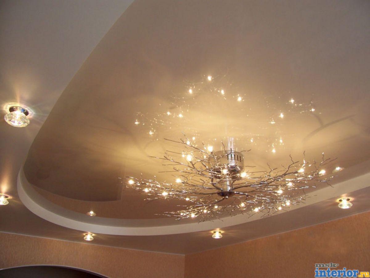 Дизайн потолки гипсокартон фото