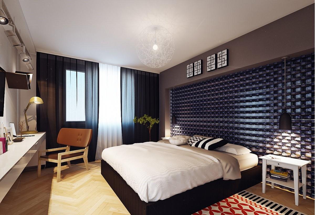 Дизайн комнаты для мужчины фото юноша
