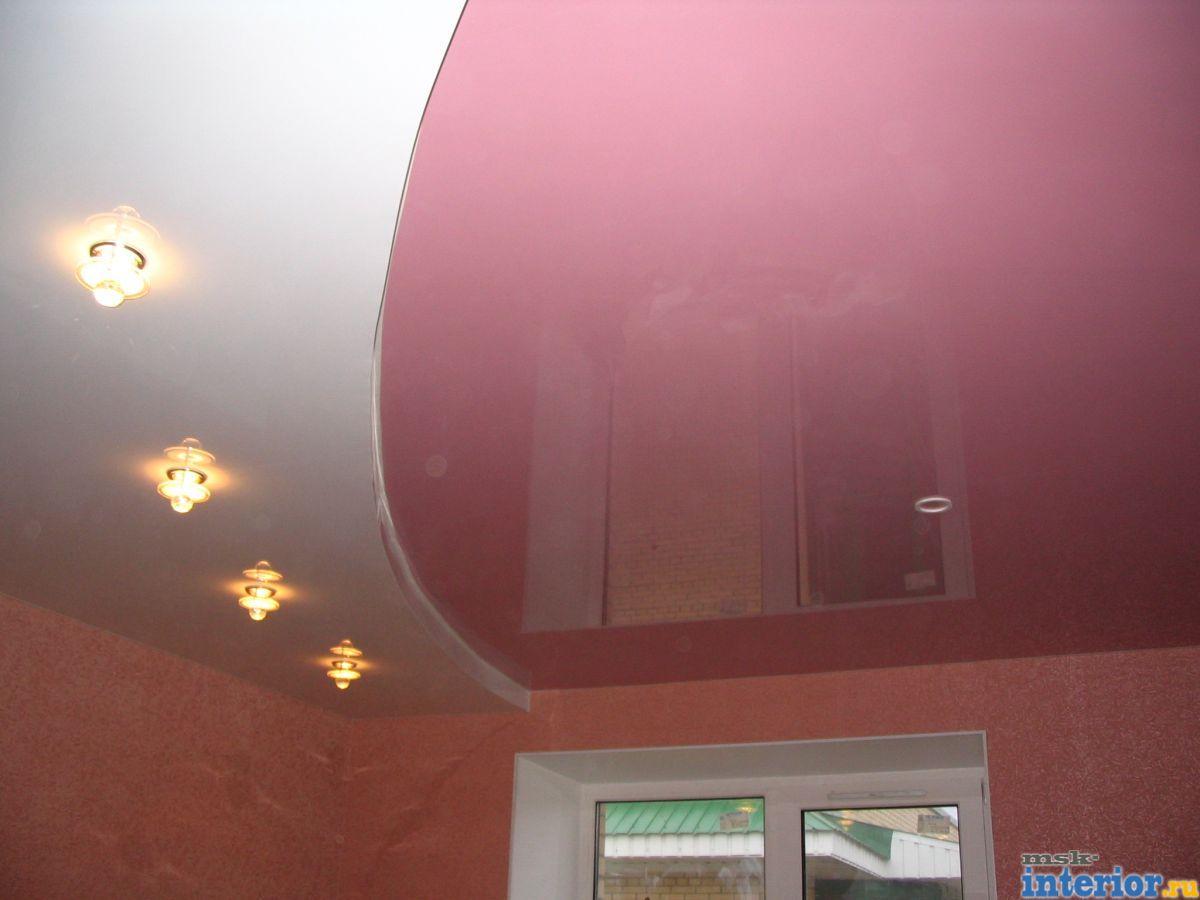 Лофт потолок своими руками