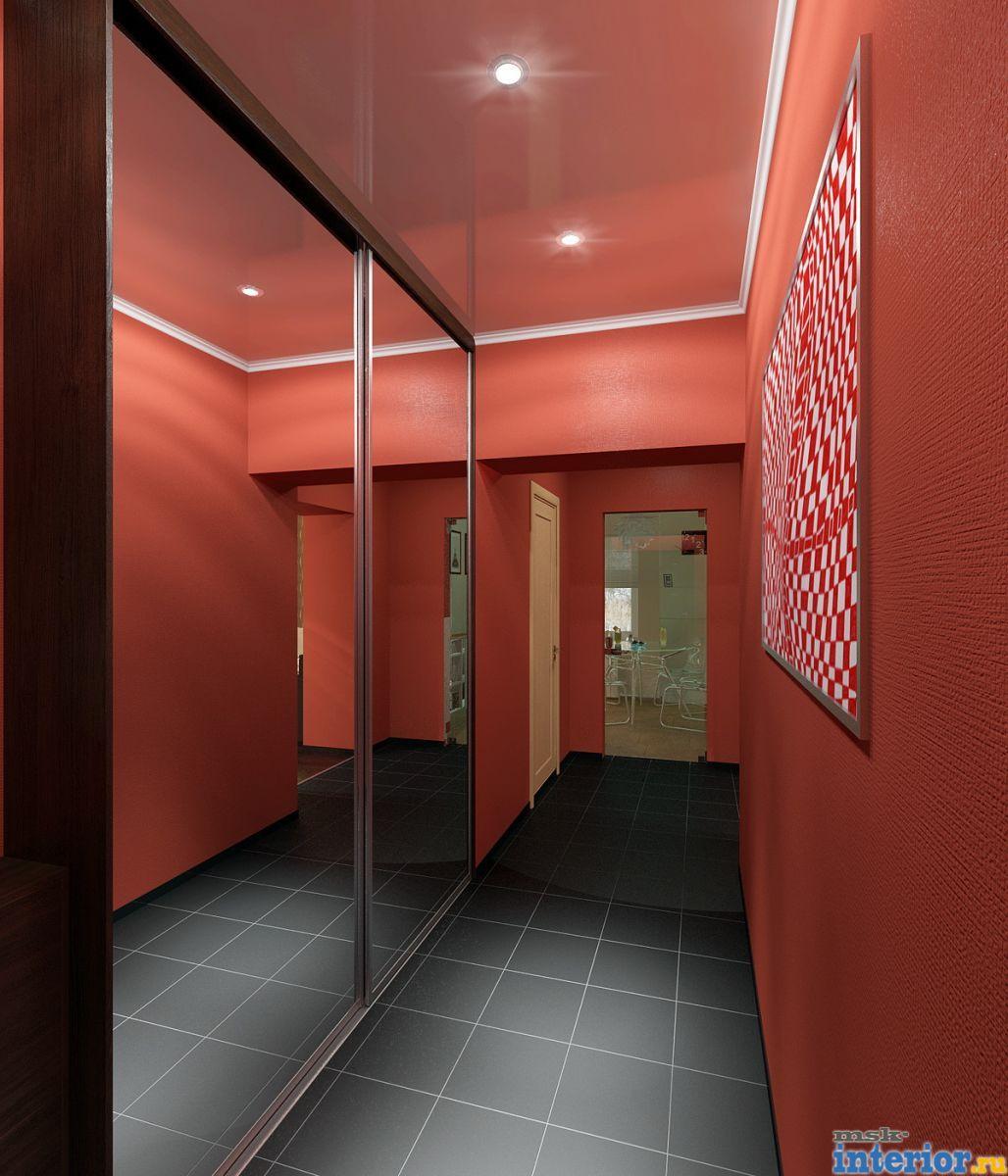 коридор красный фото требовалось