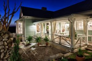 Дизайн крыльца частного дома: современные идеи ...